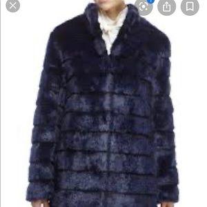 Laundry by Shelli Plus size Faux Fur Coat